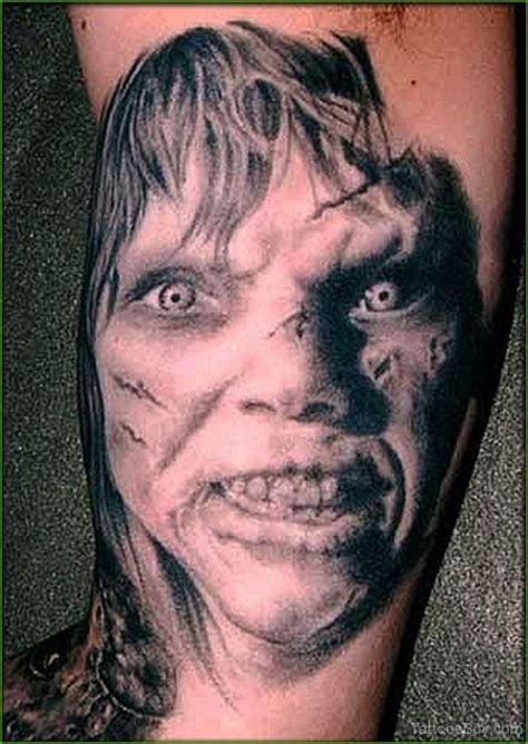 scary tattoo designs horror tattoos designs pictures page 9