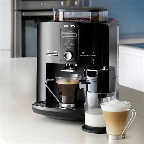 Krups Coffee Machine bean to cup coffee machines