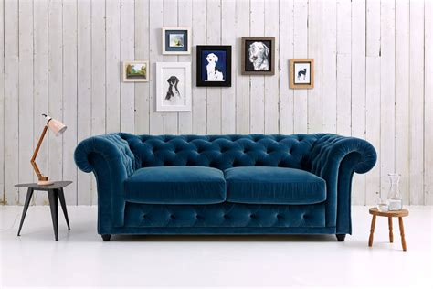 Churchill Sofa Bed By Love Your Home Notonthehighstreet Com Chesterfield Sofa Beds