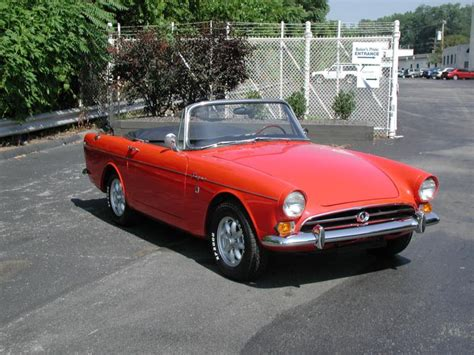 1964 sunbeam tiger Mk I Values   Hagerty Valuation Tool®