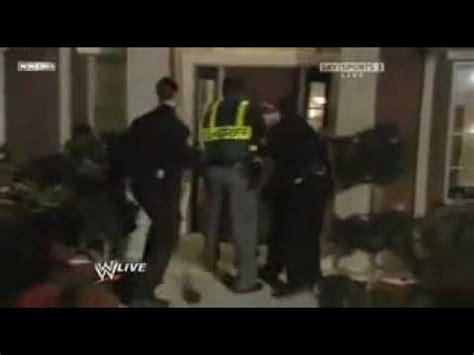 randy orton house hhh breaks into randy orton s house youtube