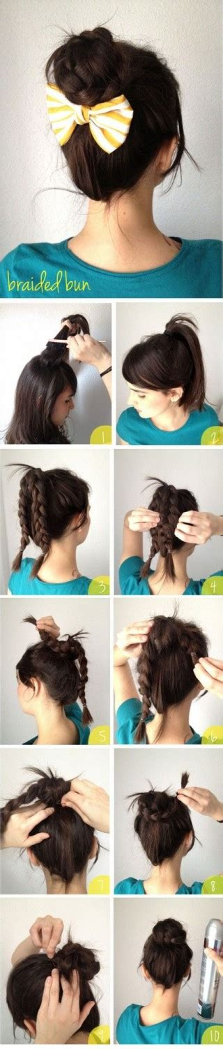 tutorial hairstyle instagram 10 hairstyle tutorials for your next gno