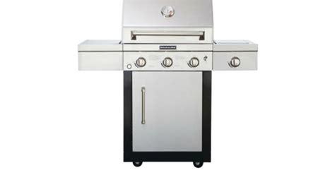 Kitchenaid Grill Gas Conversion Kitchenaid 3 Burner Propane Gas Grill The Best Grills