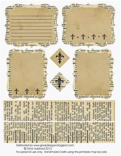 printable junk journal 1000 images about junk journals on pinterest