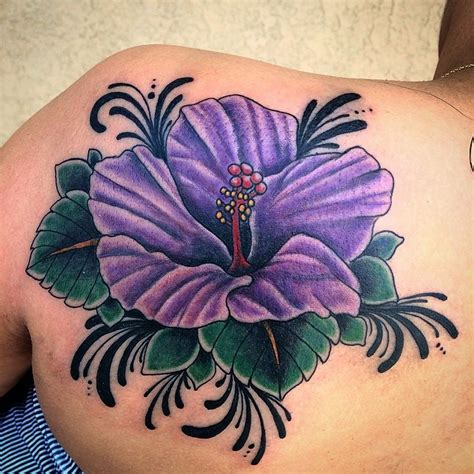 50 best hawaiian flower tattoos designs with meanings