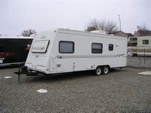 Travel trailer 1997 jayco hawk price 2000 in pleasanton
