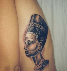 nefertiti tattoo meaning nefertiti tattoos designs ideas and meaning tattoos for you