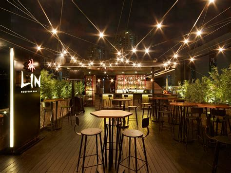 Roof Top Bars by