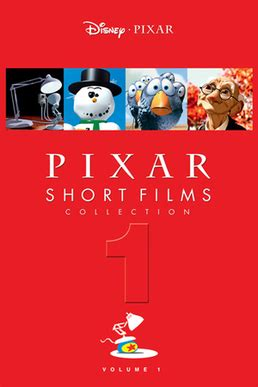 pixar collection volume 1
