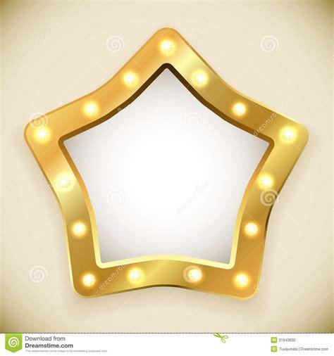 cornice da stare blank golden frame stock photo image 31943830