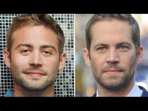 fast and furious 8 zonder paul walker fast and furious 8 paul walker s brother will play a new