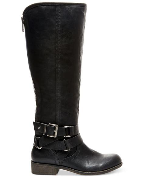 madden boots black madden corporel boots in black