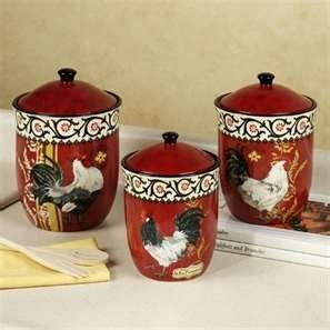 rooster kitchen canisters to purchase bing images 1000 images about rooster on pinterest