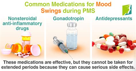 why mood swings during period common medications for mood swings during pms