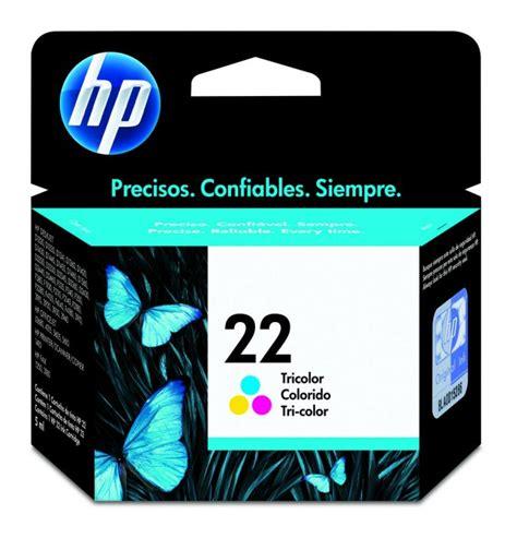 Hp Tinta Printer 22 Color cartucho hp 22 original c9352ab color impressora hp