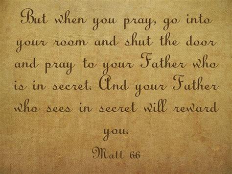 a sunday school lesson on prayer