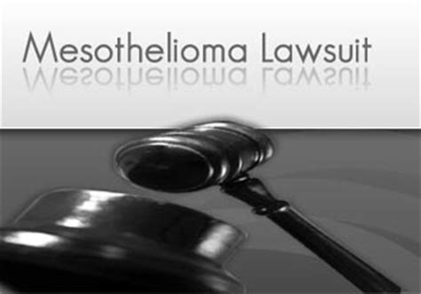 Mesothelioma Settlement Fund 2 mesothelioma lawsuits conspiracy