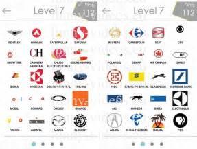 Logo quiz by bubble answers level 7logos quiz answers level 7 logos