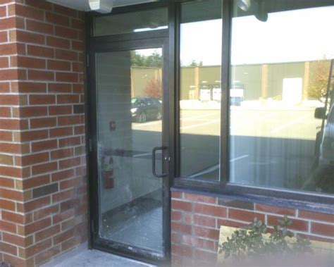 Commercial Exterior Doors With Glass Commercial Exterior Doors With Glass Top Cr Laurence Us Aluminum Medium Stile Entrance With