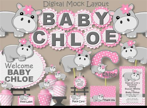 store hippo themes 1000 images about pink hippo baby shower on pinterest