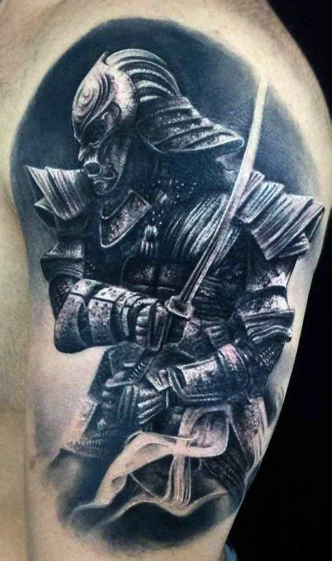 samurai warrior tattoo 50 samurai designs for noble japanese warriors