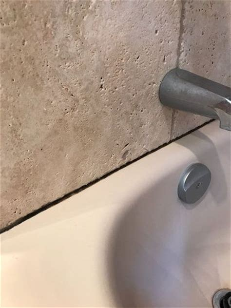 how to clean caulk in bathroom how do you clean bathroom caulking to remove black mildew hometalk