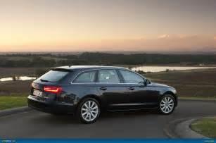 Audi A6 Avant Specs Ausmotive 187 Audi A6 Avant Australian Pricing Specs