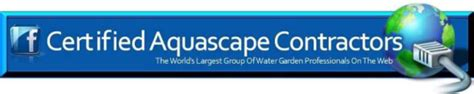 certified aquascape contractor 28 images certified