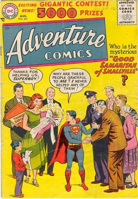 there i wuz volume iv adventures from 3 decades in the sky book 4 books adventure comics vol 1 227 dc comics database
