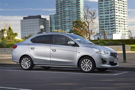 mitsubishi mirage sedan price mitsubishi cars news mitsubishi mirage facelifted for 2016