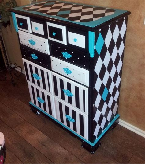 Funky Dresser by Best 25 Whimsical Painted Furniture Ideas On