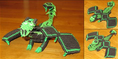3d origami scorpion by justtree on deviantart