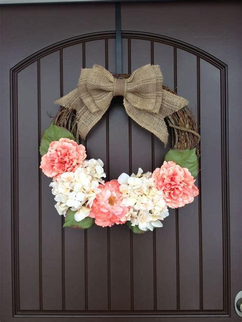 easy wreaths to make door wreath diy door wreath so easy to make only