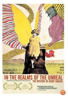 libro the five realms the sobre henry darger glup 2 0