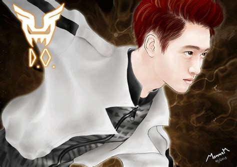 exo moving wallpaper exo d o animated gif by mom2mam on deviantart