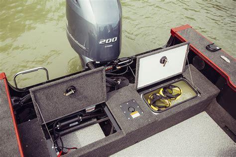 boat battery storage 2017 alumacraft pro 185 cs boat