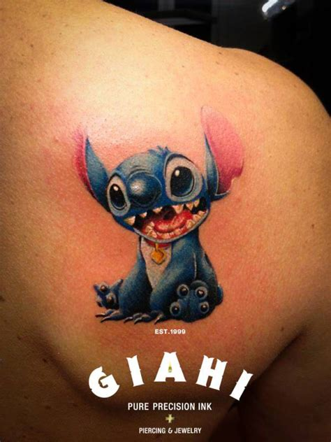 lilo and stitch tattoo lilo and stitch by roony best ideas gallery