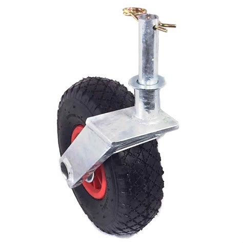 boat trailer nose wheel trolley nose wheel deluxe tridentuk