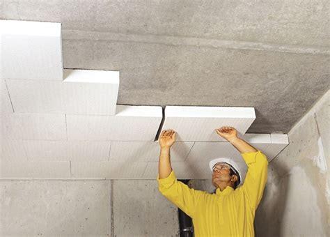 pannelli isolanti per soffitti isolare un pavimento isolamento come fare isolamento