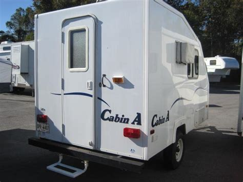 Aliner Cabin A Travel Trailer by Travel Trailer A Liner Cabin A 15 3 Wexpedition Rvs For