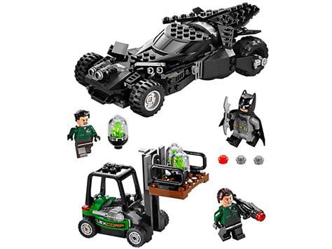 Lego Kryptonite Interception 76045 kryptonite interception lego shop