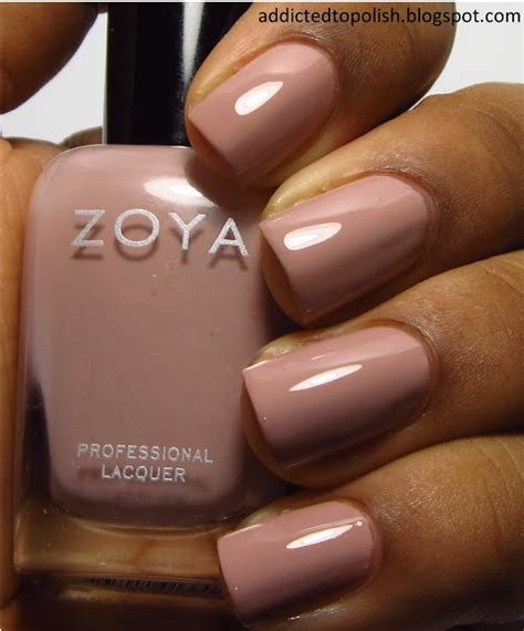 Zoya Nail by Zoya Nail Zoya Naturel Collection