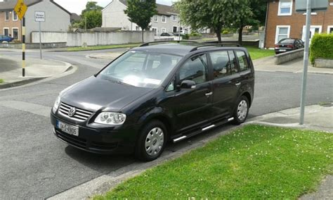 volkswagen 7 seater vw touran 7 seater for sale in gorey wexford from wally1902