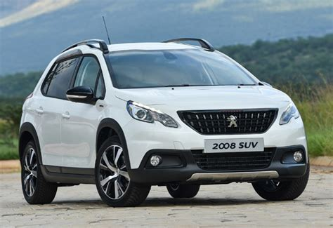 peugeot crossover 2008 2017 peugeot 2008 crossover suv arrives in sa wheels24