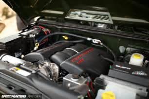 Jeep Yj Engine Kit All Terrain Corvette Power In A Jeep Speedhunters