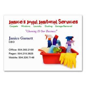 sle cleaning business cards janitorial service business card janitorial services