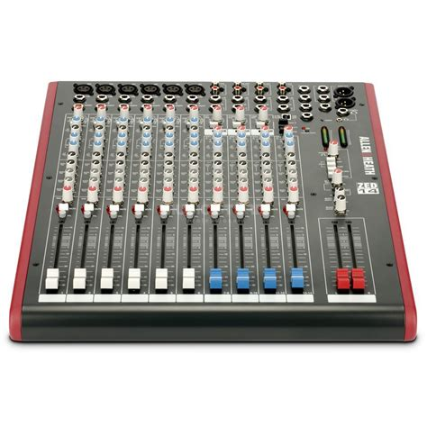 Mixer Allen Heath 8 Chanel allen heath zed 14 live recording mixer
