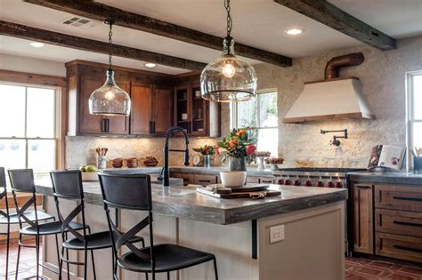 Fixer Upper Show House For Sale 11 stunning farmhouse kitchens that will make you want