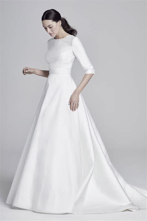 layla collections  lookbook uk designer wedding dresses