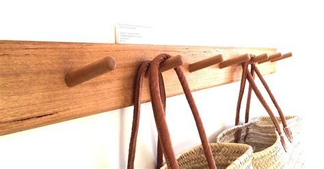 Modern Wall Shelf beautiful australian made coat rack coat hooks